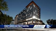 Construction begins for new hotel in Deer District