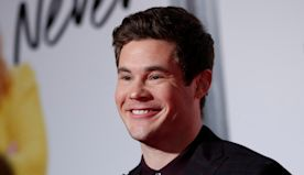 Adam Devine says he plans to 'glow down' for his wedding