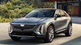 Cadillac Lyriq Electric SUV Preview