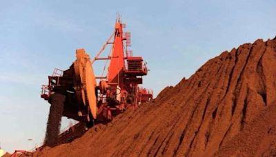 鐵礦砂跌破100美元 本周崩逾20%寫金融海嘯以來紀錄 | Anue鉅亨 - 原物料