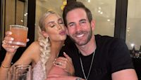 Heather Rae Young Throws Fiance Tarek El Moussa a Surprise 40th Birthday Party