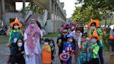 台南親子嘉年華大爆發 湧進5千多人歡度萬聖節