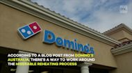 Local pizzeria owner is not impressed by Domino's hack