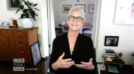 The Talk - Jamie Lee Curtis Officiates Wedding For 'greatest' 'Halloween' Fan Before Dying