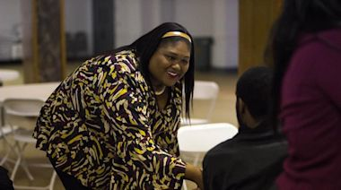 Courtney Smith founded Detroit Phoenix Center to help young people experiencing homelessness