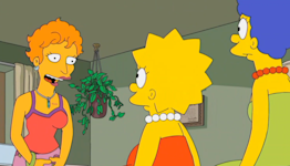 'Simpsons' unveil new character who is a breast cancer survivor and fans love it