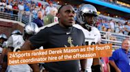 247Sports names Derek Mason as one of the best coordinator hires in 2021