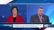 2020 NH U.S. Senate debate: Future of country's health care system