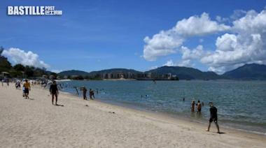 16泳灘水質良好被評一級 | 社會事