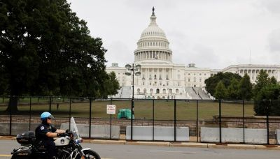 U.S. Capitol on high alert as pro-Trump demonstrators converge for rally