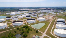 U.S. demand for oil surges, depleting tanks in Oklahoma