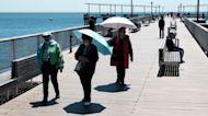 Aumentan a 43 millones las personas bajo alerta por la peligrosa ola de calor que azota al país