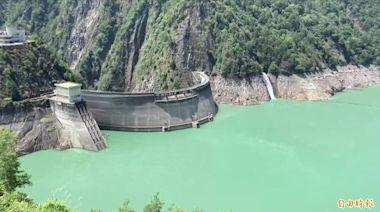 德基水庫進帳僅83萬噸 盼烟花颱風帶來更多雨量