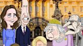We Doubt the Royals Will Love This Hilarious Trailer for HBO Max's The Prince - E! Online