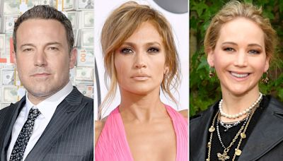 Jennifer Lawrence Gushes About Jennifer Lopez and Ben Affleck Reunion: 'I'm So Excited!'