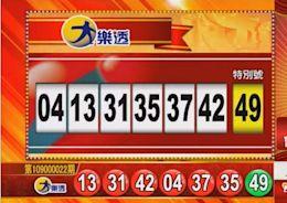 2/18 大樂透、雙贏彩、今彩539 開獎囉!
