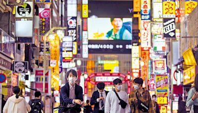 不可鬆懈/民眾積極打針戴罩 日本疫情趨緩