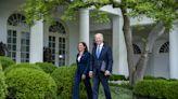 White House releases tax returns for Biden, Harris