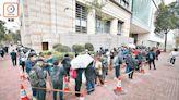 15被告准保 控方即提覆核 47泛民續收押
