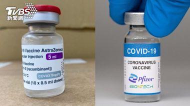 對抗Delta病毒 英研究:輝瑞與AZ「必須打2劑」