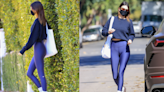 Kendall Jenner's monochromatic moment includes this $104 pair of celeb-favourite leggings