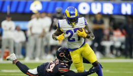 Rams starting RB Henderson questionable to play against Bucs