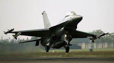 應對共軍機艦 國軍加強F-16飛彈、雷達站(圖) - 劉世民 - 軍事熱點