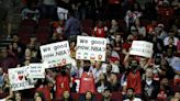 Rockets shown in China for first time since Daryl Morey's October 2019 tweet