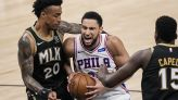 76ers' Ben Simmons needs to translate pickup game confidence into games, retired NBA All-Star says