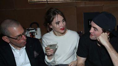 Suki Waterhouse and Robert Pattinson Aren't Exactly Putting Out Engagement Rumors