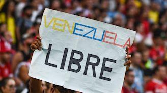 VAR denies Peru in stalemate with 10-man Venezuela
