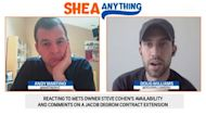 Reacting to Steve Cohen's comments on Jacob deGrom extension | Shea Anything