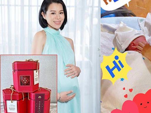 【祝李幸褔】 產後「十二朝」向親友派薑醋 胡杏兒送上溫馨幸福感 - 娛樂放題 - 娛樂追擊