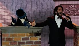 Watch Thomas Rhett Pay Tribute to 'Sesame Street' at Kennedy Center Honors
