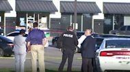 Operativo policial para capturar a un sujeto que mató a un policía en Houston e hirió a otros