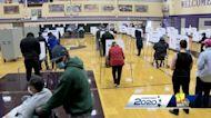 Maryland vote centers take precautions to prevent spread of coronavirus