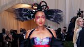 Naomi Osaka's Extravagant Louis Vuitton Gown At The 2021 Met Gala Pays Tribute To Her Cultures