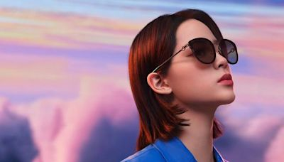 歐陽娜娜出任Salvatore Ferragamo菲拉格慕眼鏡全球品牌代言人