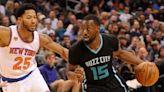 Derrick Rose on new Knicks PG Kemba Walker: 'He's starting'