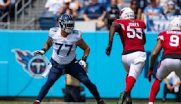 Titans left tackle Taylor Lewan set to return agianst Colts