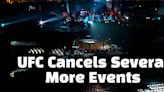 UFC officially cancels several events; UFC 249 on May 9 takes a big hit
