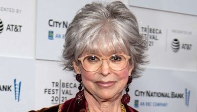 Rita Moreno apologizes for being 'dismissive' of 'In the Heights' colorism controversy
