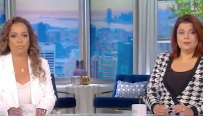 The View: Presenters pulled off air over Covid-19 had received false positives