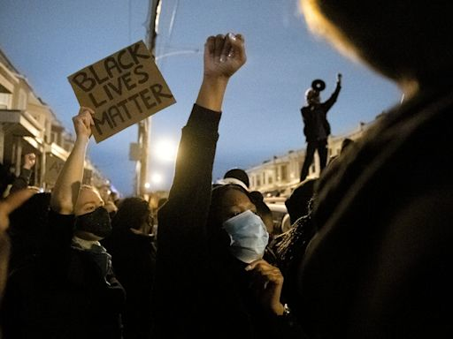Philadelphia prepares for another night of protests over Walter Wallace killing after second night turns violent