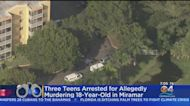 3 Teens Charged In Killing Of Missing Miramar Man