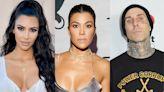Kim Kardashian Approves Of Kourtney Kardashian and Travis Barker's PDA - Daily Soap Dish