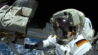 You Can Now Visit the Space Station on Google Street View