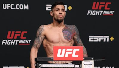 Three UFC fighters suspended by NAC for positive drug tests including amphetamine, marijuana, more
