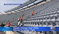 Hustle Chicago Stair Climb Moves Outside To Soldier Field