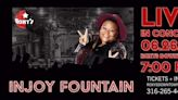 BWW Feature: INJOY FOUNTAIN IN CONCERT at Roxy's Downtown